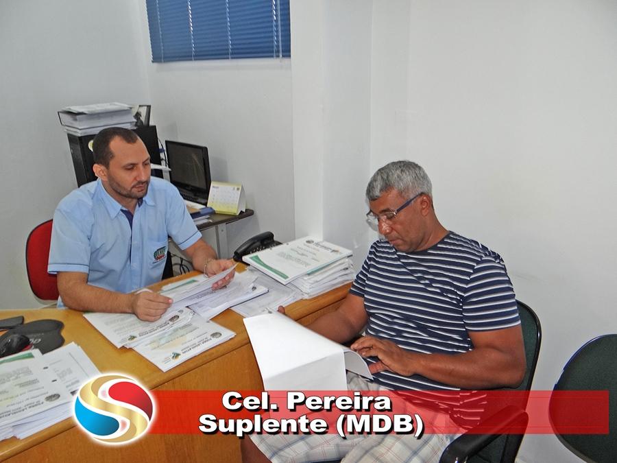 Coronel Pereira reafirma em entrevista ao Show de Notícias que vota pela criação da Comissão Processante.