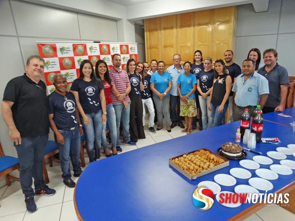 Câmara comemora Dia do Servidor Público Municipal