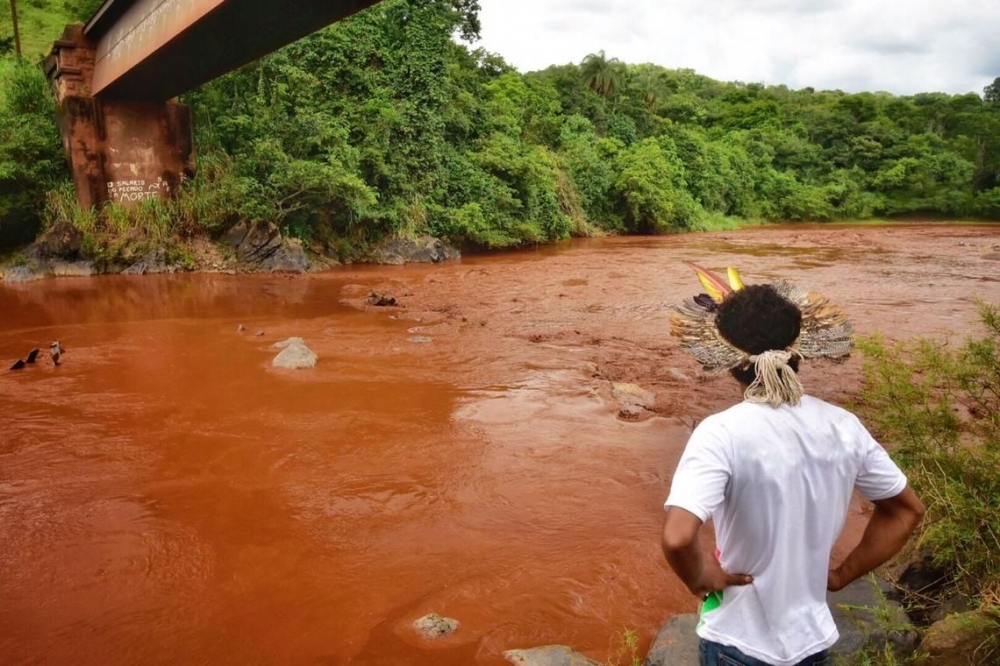 Monitoramento mostra que água do Rio Paraopeba apresenta risco à saúde