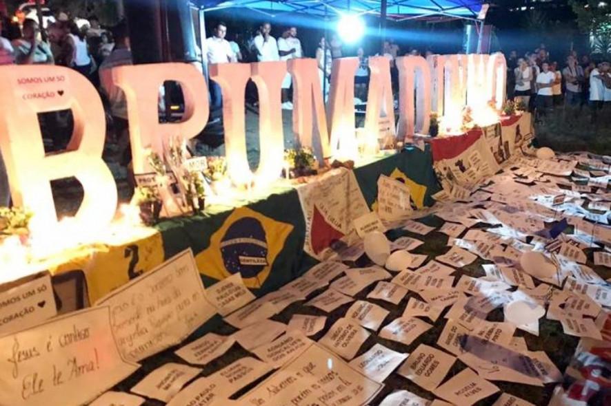 Advogados rondam atingidos por tragédia em Brumadinho