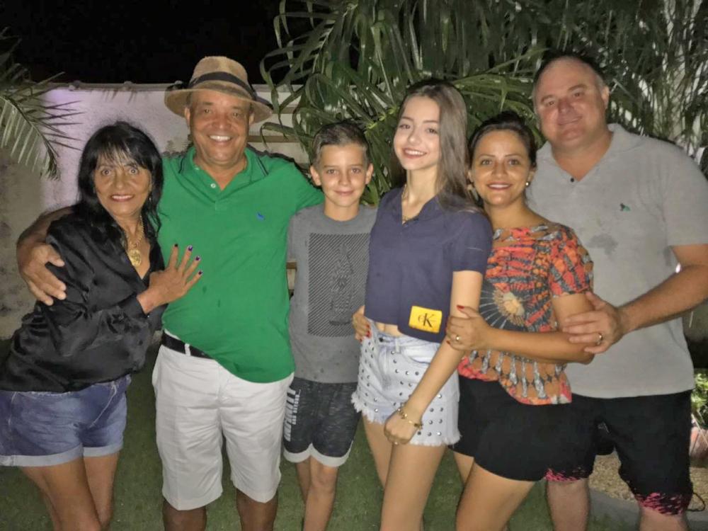 Porto dos Gaúchos: Jair Duarte comemorou mais um ano de vida na companhia de amigos e familiares