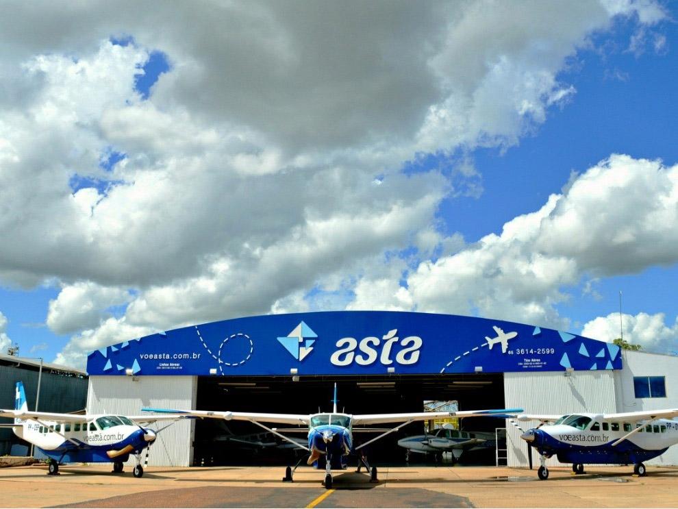 Empresa ASTA emite nota dizendo que está pronta para operar a linha Juara Cuiabá.