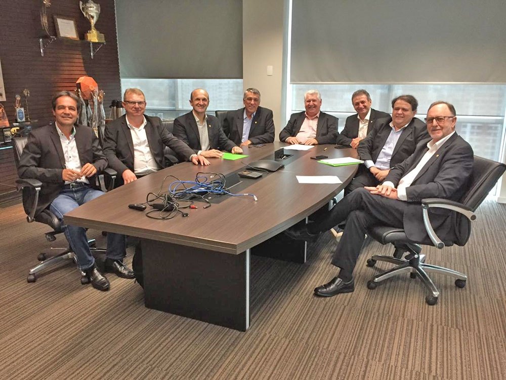Presidente da Sicredi Univales MT/RO Juares Cividini é eleito Conselheiro Fiscal da Sicredi Participações S/A (SicrediPar) e da Sicredi Fundos Garantidores.