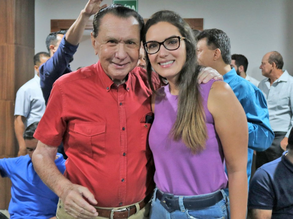 Em convenção estadual, nome de Janaina Riva é consenso para vice-presidência do MDB
