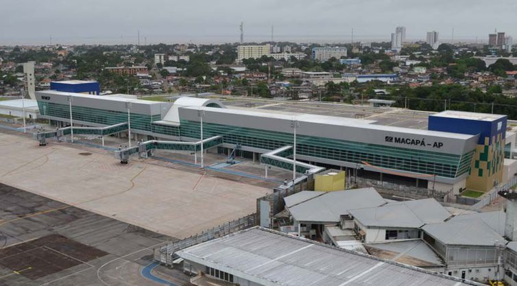 Bolsonaro inaugura hoje novo terminal do aeroporto de Macapá