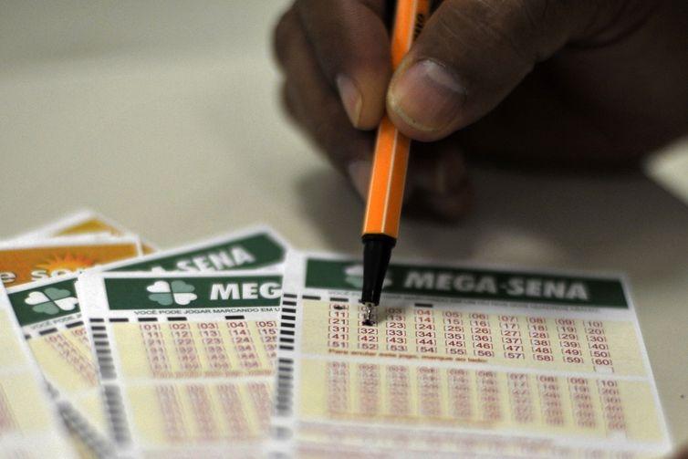 Mega-Sena sorteia hoje prêmio acumulado de R$ 52 milhões