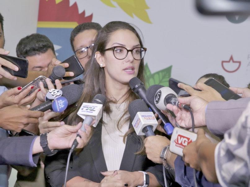 À frente da ALMT, Janaina Riva foca em assuntos macros e diz que é chegada hora da mulher se empoderar
