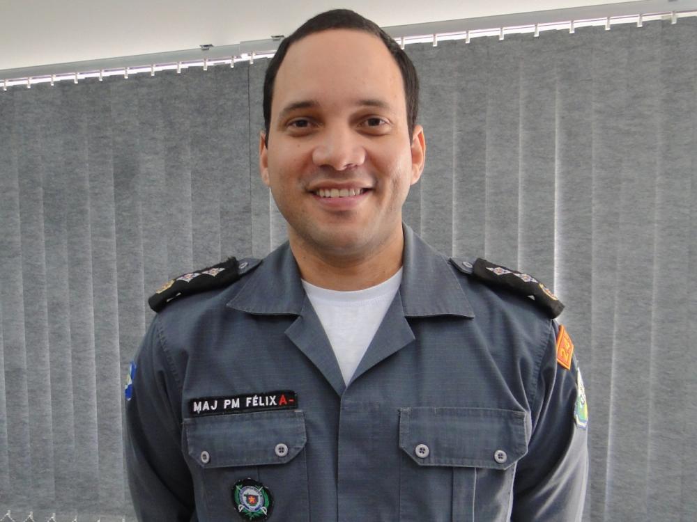 Comandante da PM do Vale do Arinos e diretor da Escola Tiradentes é promovido a Tenente Coronel.