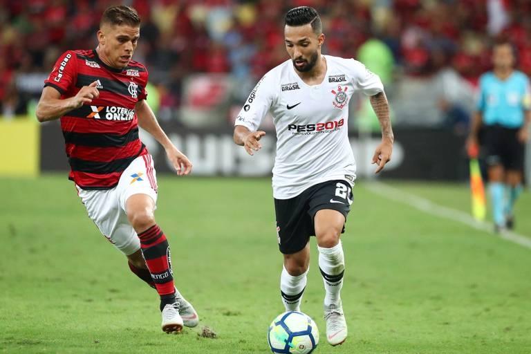 Sorteio define Corinthians x Flamengo nas oitavas da Copa do Brasil