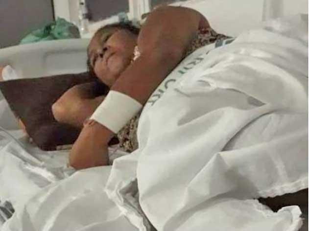 Idosa corre risco de amputação de perna caso cirurgia vascular não seja realizada pelo Estado