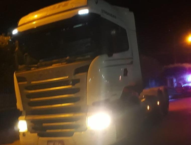 PM prende membro de quadrilha especializada em roubo de cargas e carretas