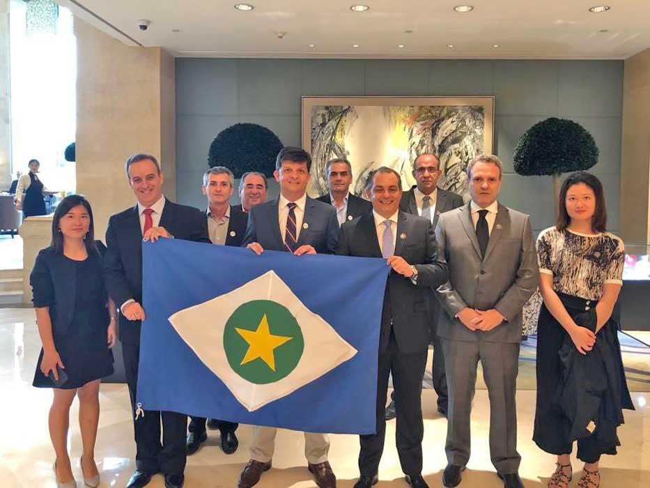 Empresários e produtores de Mato Grosso participam de missão pela China