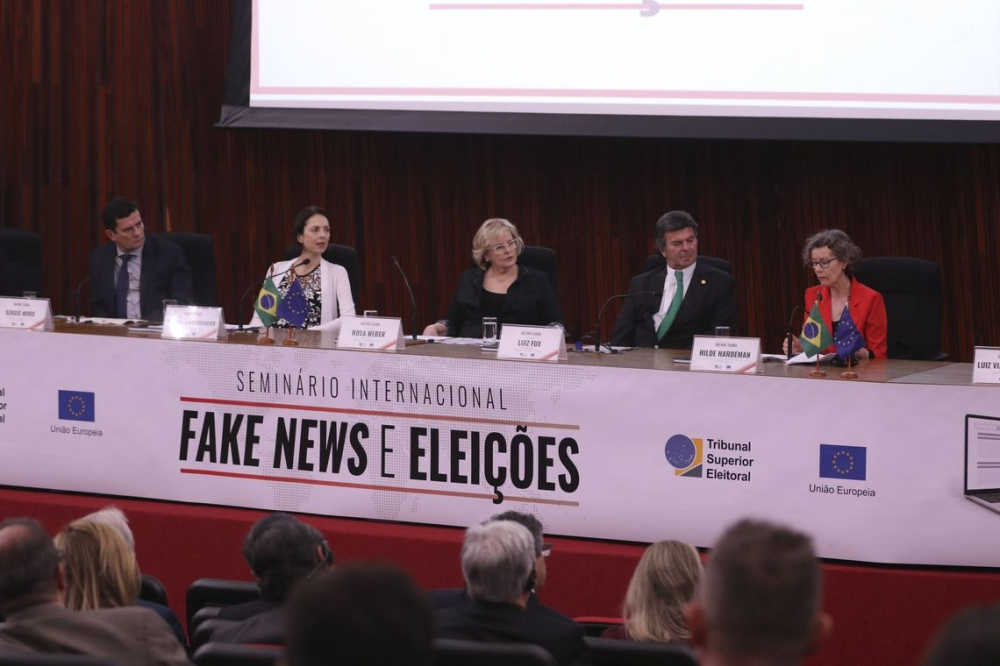 Autoridades defendem medidas para combater as chamadas fake news