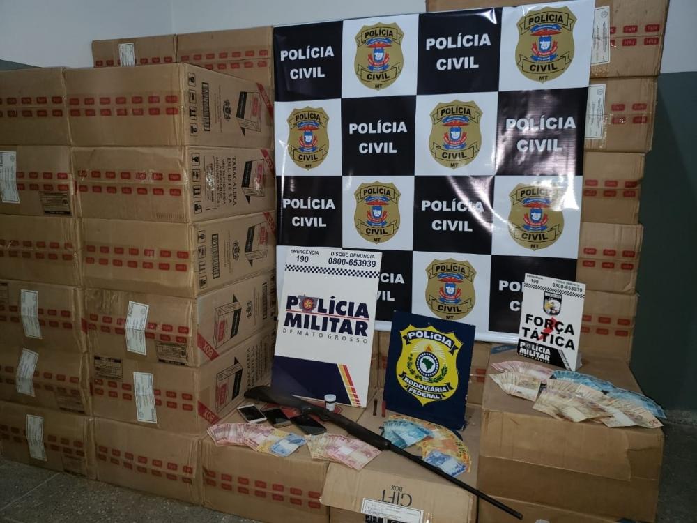 Operação cumpre buscas para apurar venda de armas por quadrilha envolvidas em crimes contra a vida