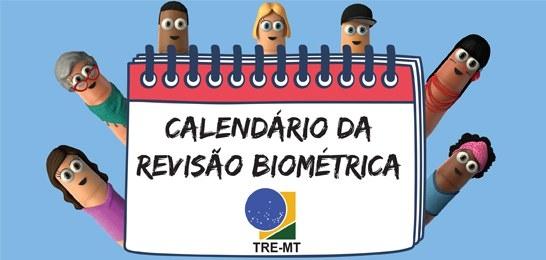 TRE-MT aprova calendário para iniciar revisão biométrica em 13 municípios do Estado incluindo Juara