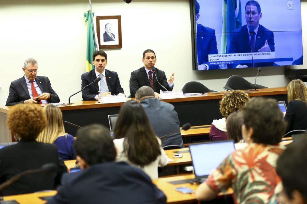 Governadores voltam a Brasília para discutir reforma da Previdência