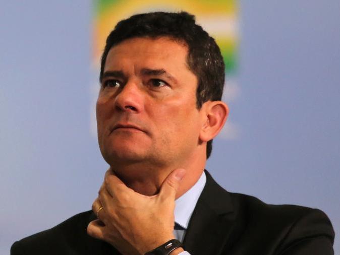 Sergio Moro depõe no Senado sobre vazamentos de conversas dom Deltan Dallagnol