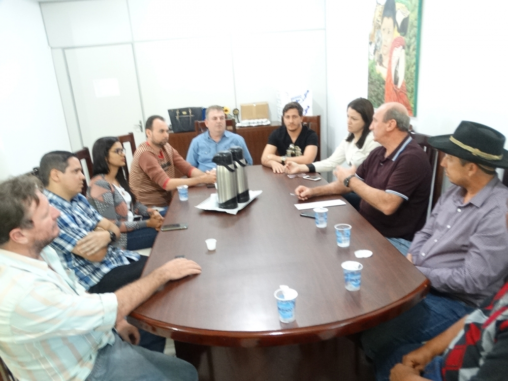 Presidente da Câmara de Juara diz voltou de Brasília decepcionado com o deputado federal Neri Geller