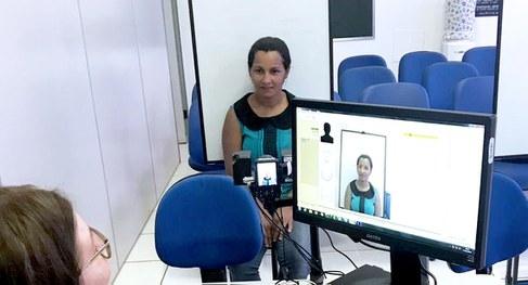 Atendimento biométrico teve início nesta quinta-feira (27.06) em Juara e Juína