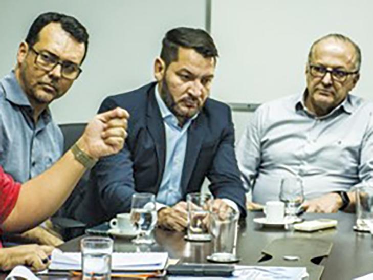 Sintep/MT se reúne hoje, 03 de julho, com vice governador Otaviano Pivetta