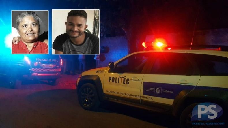 Polícia Civil indicia jovem que matou tia e arrancou o coração em Sorriso