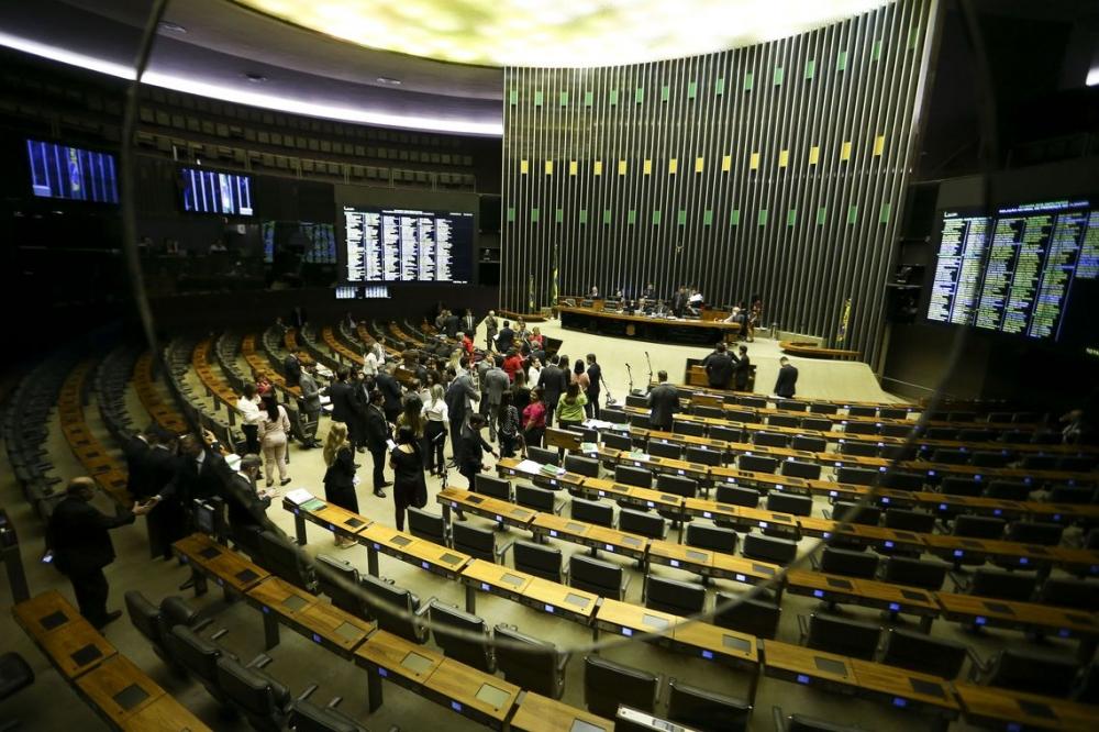 Plenário da Câmara começa a discutir reforma da Previdência