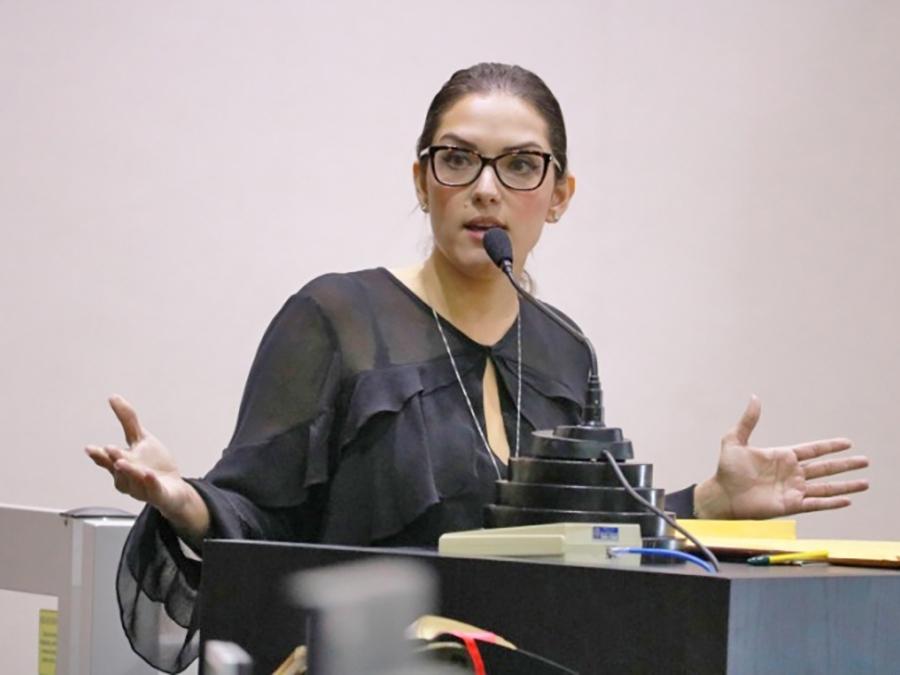 Deputada Janaina Riva pede que Botelho convida procurador geral para esclarecer sobre envolvimento do MPE em grampos ilegais