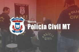 Foragido da Justiça é preso ao registrar boletim de ocorrência na delegacia de Porto Esperidião