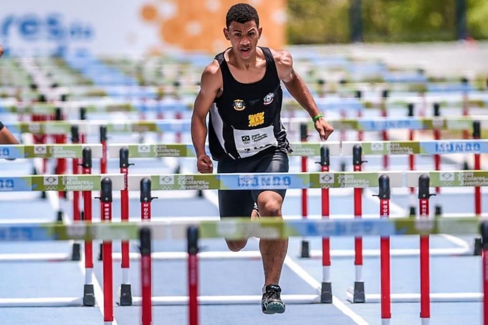 Inscrições abertas para fase estadual dos esportes individuais nos Jogos Escolares