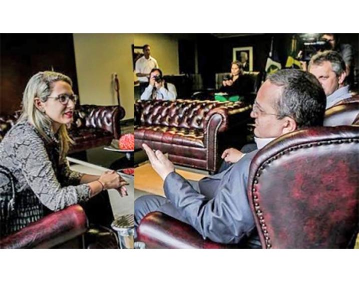 Deputada Janaina Riva é escolhida relatora de contas do ex-governador Pedro Taques