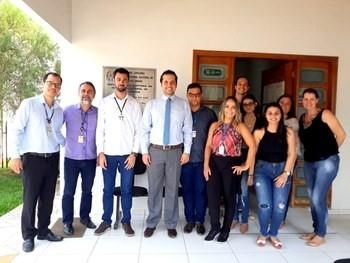 Corregedoria Eleitoral e SGP realizam Correição Humanizada em Cotriguaçu