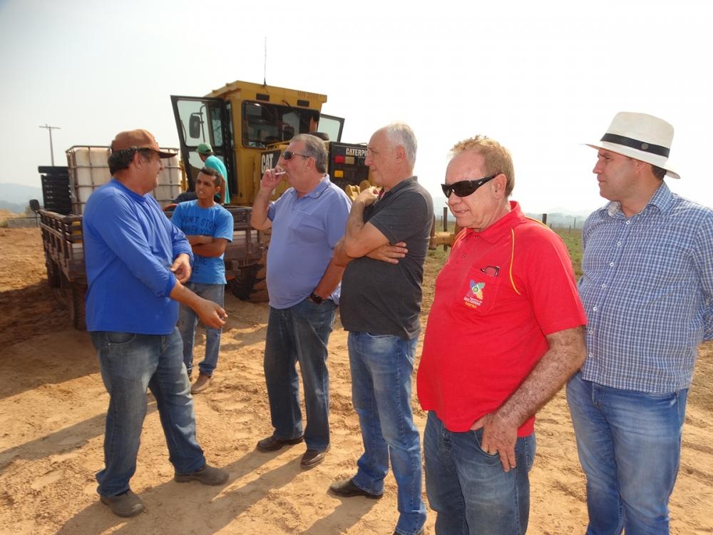 Empresa Thais Salton Gnoato – EPP vai recuperar estrada até chegar em Paranorte.