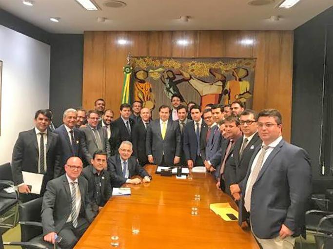 Presidente da AMM comemora votação da Cessão Onerosa na Câmara dos Deputados
