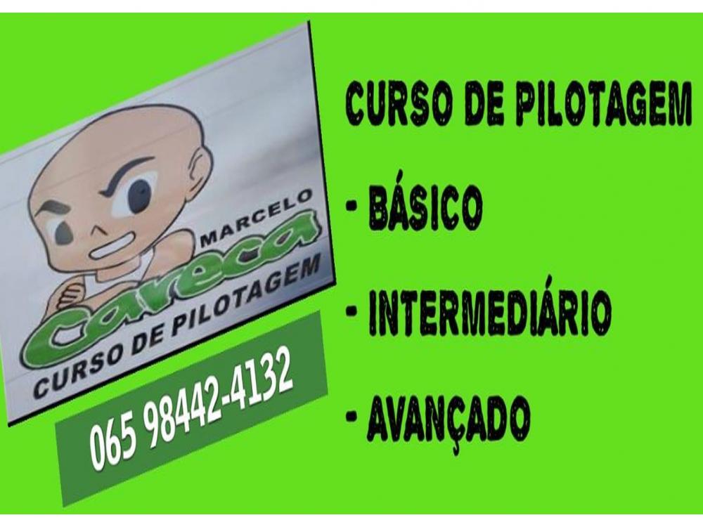 Moto Clube de Juara traz Marcelo Careca para treinamento aos motociclistas de Juara.