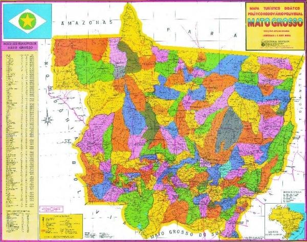 Proposta do governo mudando pacto federativo pode incorporar 34 municípios em Mato Grosso