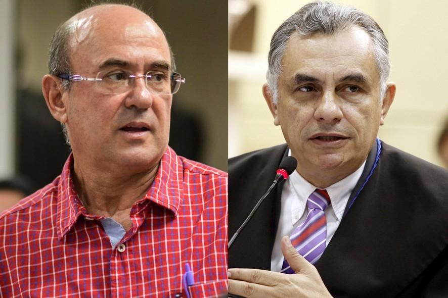 Riva e Bosaipo viram réus por suposto desvio de R$ 2,2 milhões