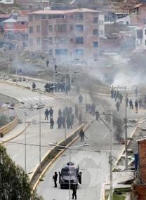 Estudantes de MT não conseguem deixar a Bolívia.