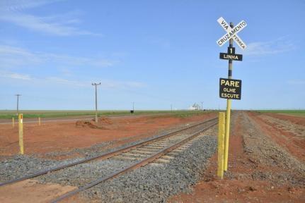 Renovação da concessão da Malha Paulista garante expansão da ferrovia em MT.