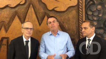 Presidente confirma segunda visita a Mato Grosso durante o mandato.