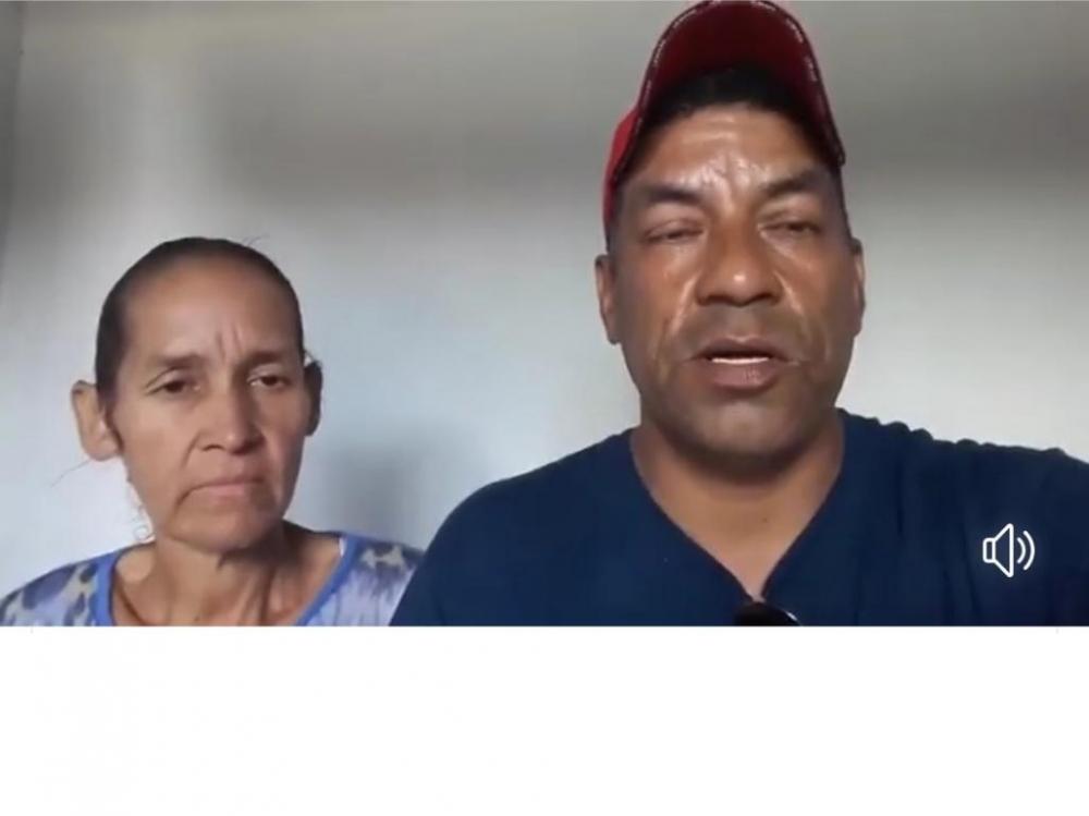 Moradora da comunidade Pedreira de Juara precisa urgente de medula óssea para transplante.
