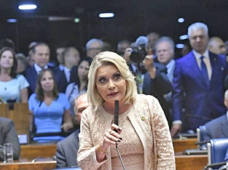 Relator do TSE defende cassação de Selma Arruda no Senado