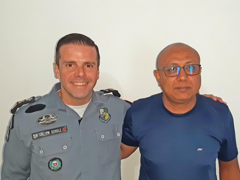 Depois de 14 anos afastado da PM, policial Aguiar será reintegrado à Polícia Militar de Mato Groso.