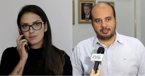 """Deu no Muvuca Popular: Janaina Riva e Dr Leonardo são acusados de praticarem """"nepotismo cruzado"""""""
