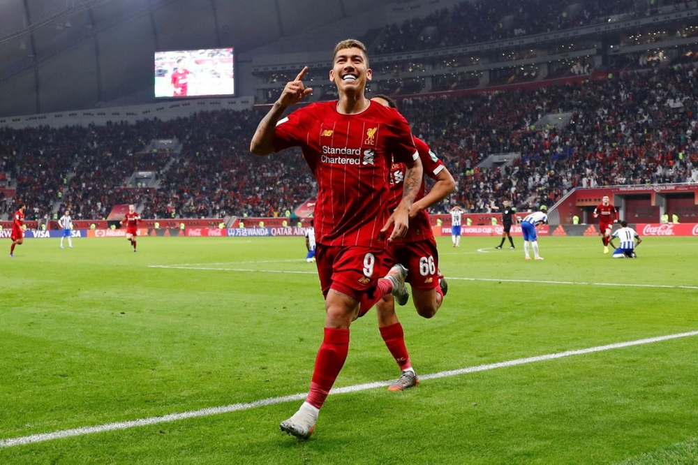 Liverpool vence Monterrey e faz final do Mundial com Flamengo