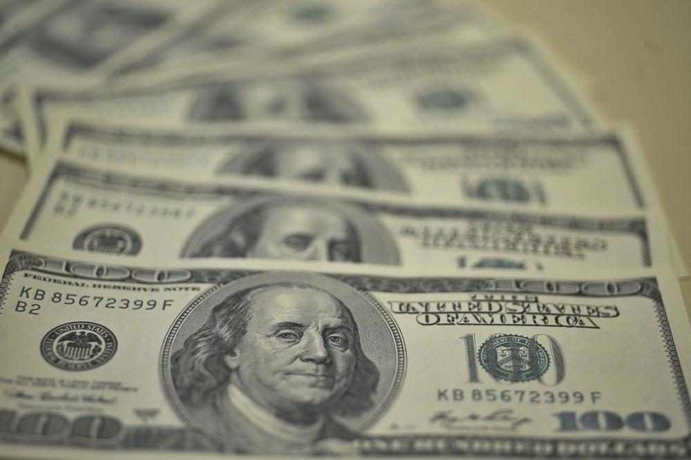 Dólar comercial encerra sessão em R$ 4,06