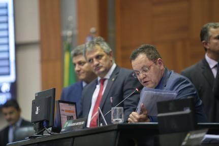 Deputados aprovam reforma da Previdência de Mato Grosso.