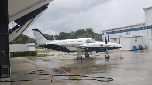 Avião perdido por Riva à Justiça e outro comprado nos EUA começam a operar UTI