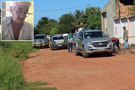 Pecuarista de 61 anos é executado a tiros em rua de Cáceres