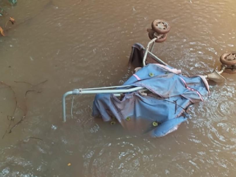 Polícia Civil de Tabaporã localiza cabeça de criança morta pelos pais e jogada em poço.