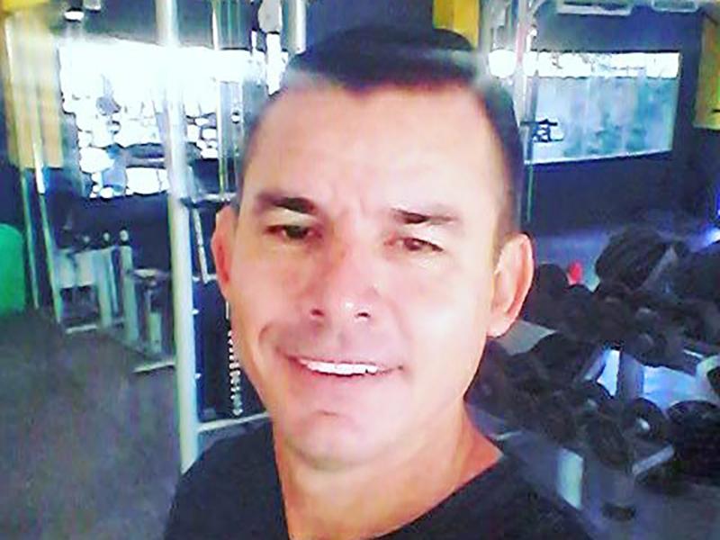 Morre em Juara aos 45 anos, o preparador físico Léo Vicente Nascimento.